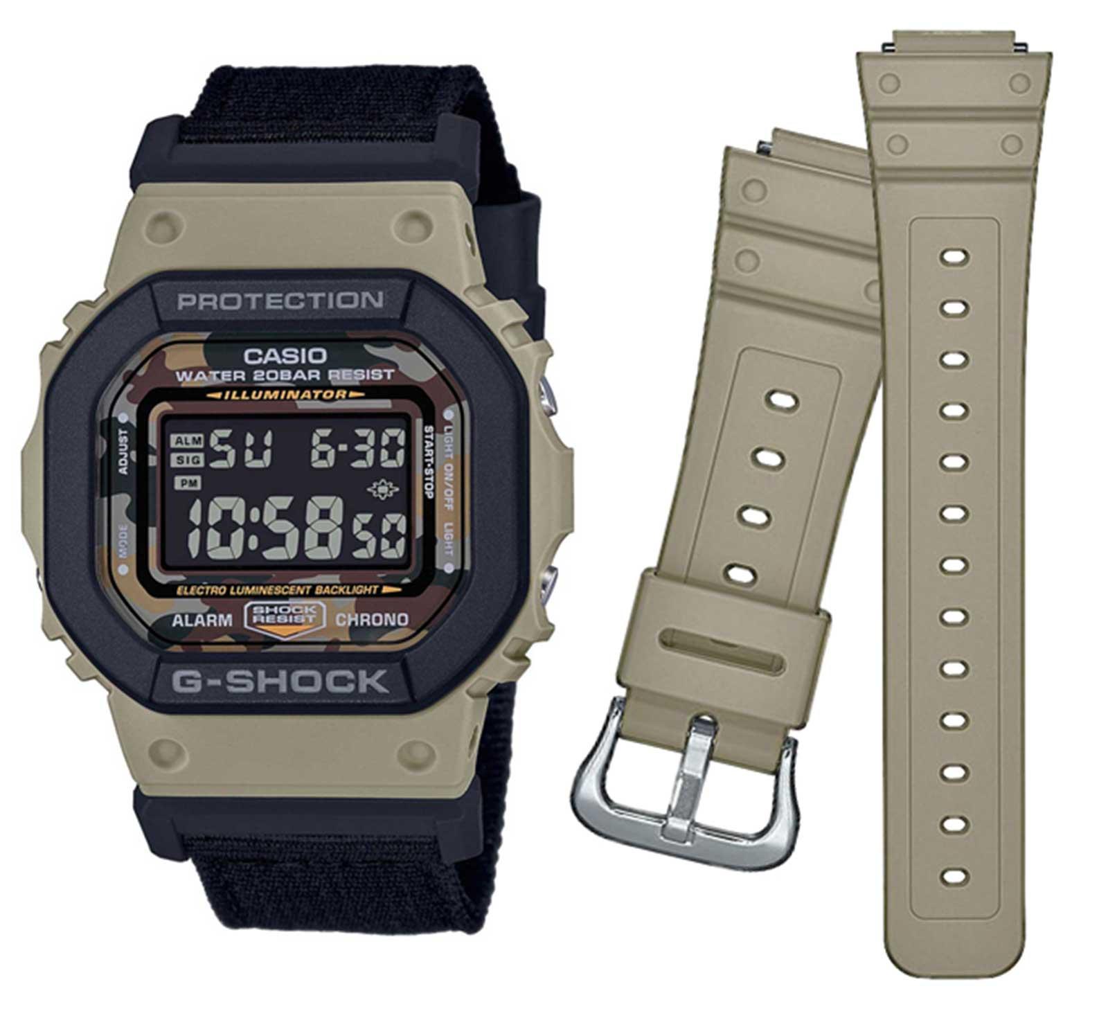 Casio G-Shock DW-5610SUS-5ER Digitaluhr