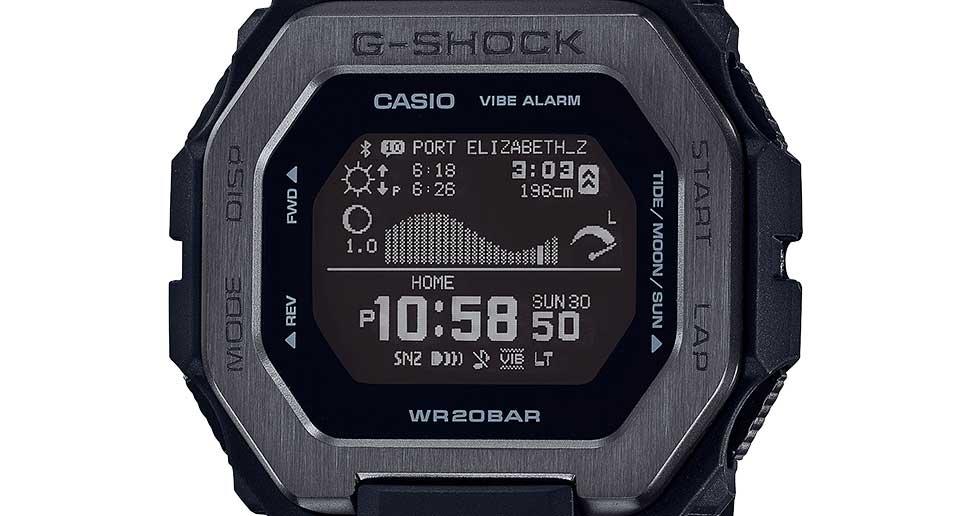 G-Shock Casio Armbanduhr GBX-100NS-1ER